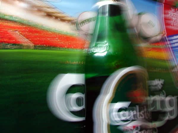 Prawdopodobnie mundialowe piwo
