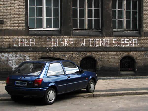 Cała Polska w cieniu Śląska?