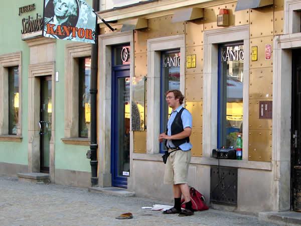 Anglik we Wrocławiu