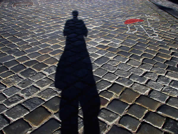 Zdjęcie - Mam cień