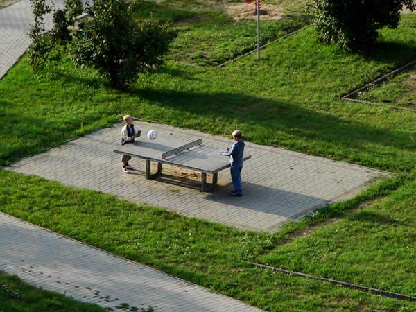 Zdjęcie - Ping pong