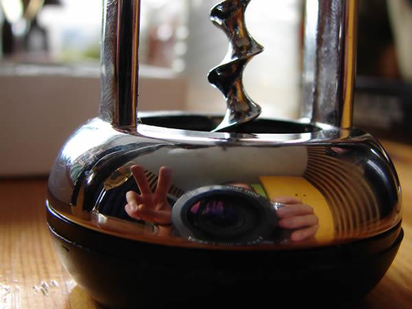 Zdjęcie - Jakiś taki lustrzany korkociąg