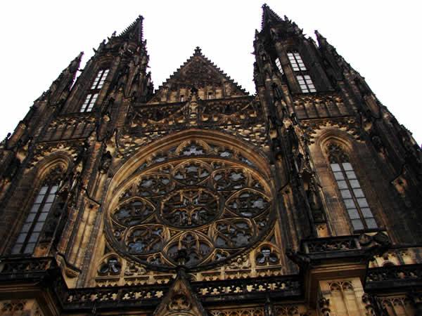 Zdjęcie - Wejście do katedry