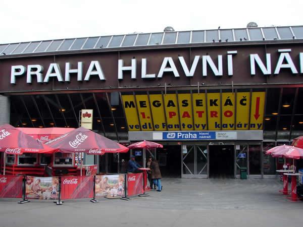 Praga główna
