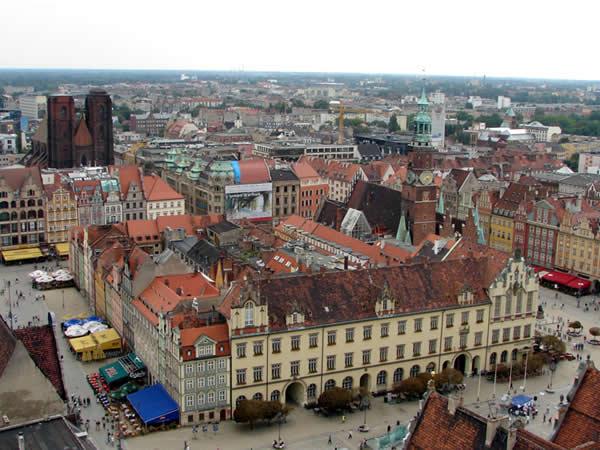 Zdjęcie - Rynek wrocławski
