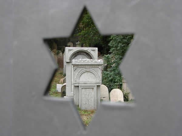Zdjęcie - Żydowski cmentarz