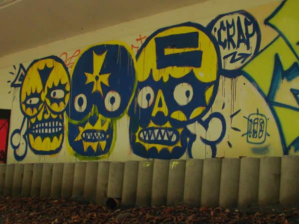 Czeskie GRAFFITI
