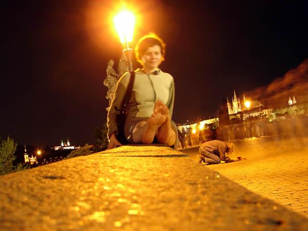 Zdjęcie - Na Moście Karola