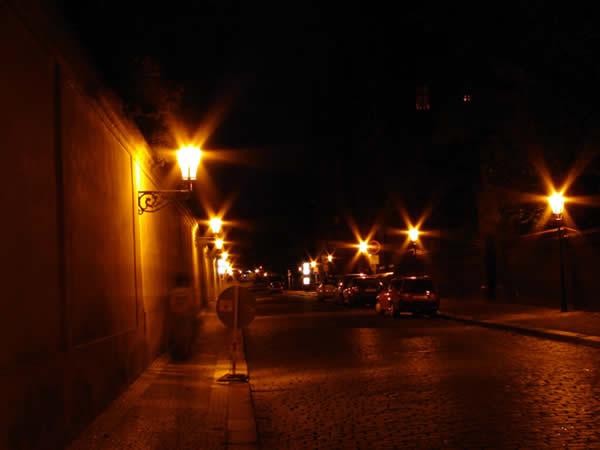 Zdjęcie - Nocny powrót