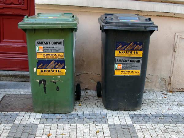 Zdjęcie - Śmieszny odpad