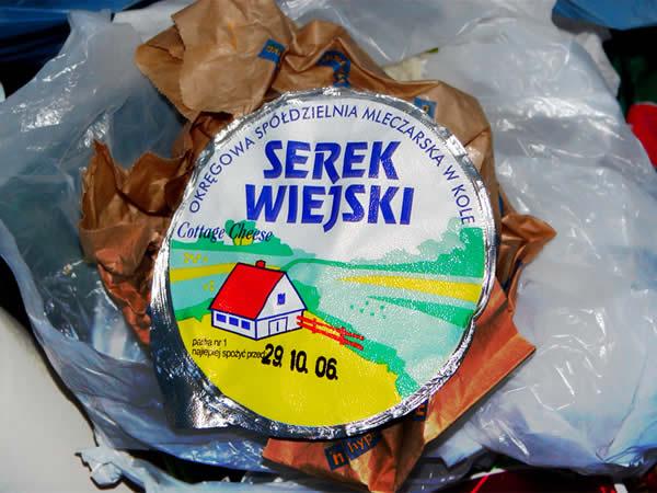 Zdjęcie - Serek wiejski