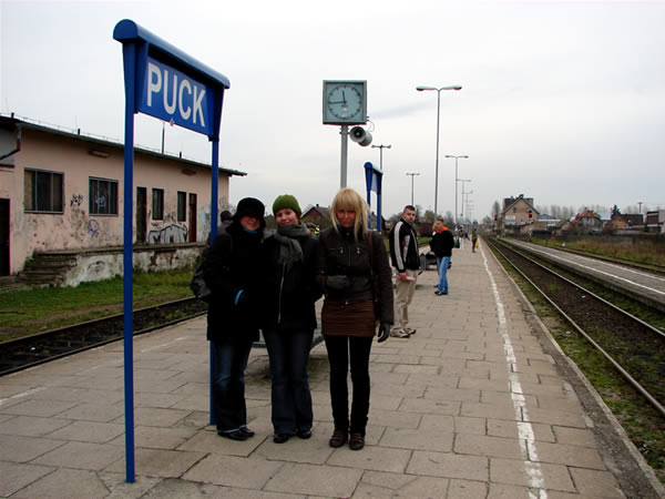 From PFuck to Gdańsk