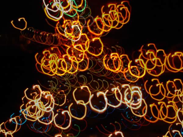 Zdjęcie - Świąteczne świateło