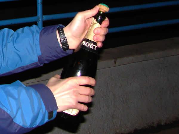 Otwarcie szampańskiego ROKu