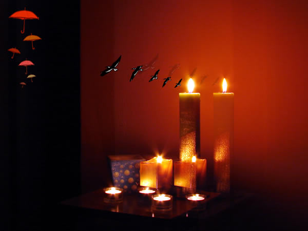 Zapal świeczkę
