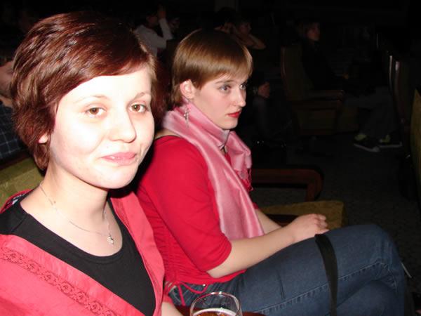 Paulina und Zosia