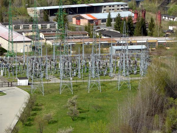 Zdjęcie - Elektrownia wodna Solina