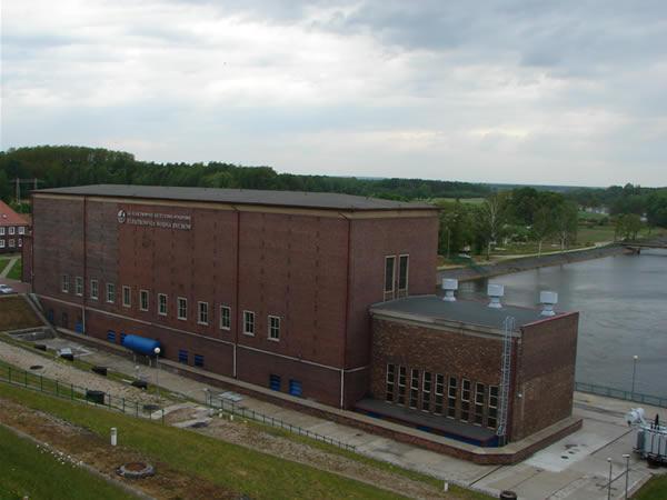 Elektrownia szczytowo-pompowa w Dychowie
