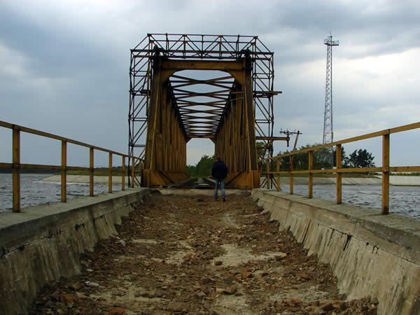 Zdjęcie - Lulu na moście
