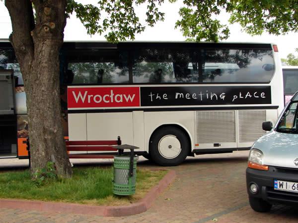 Zdjęcie - Wrocław The Meeting Place