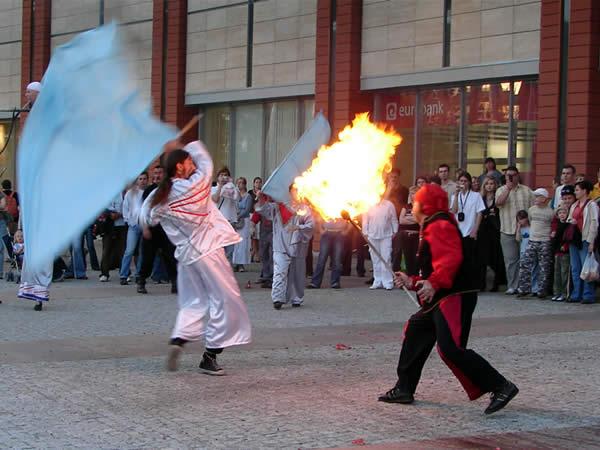 Zdjęcie - Walka o ogień
