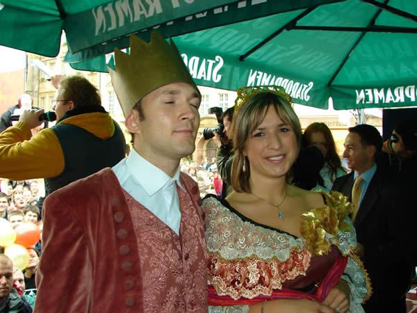 Król i Królowa