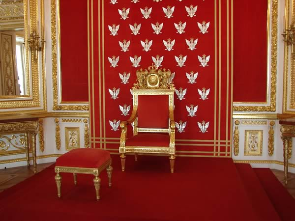 Zdjęcie - Gdzie król chodzi piechotą?