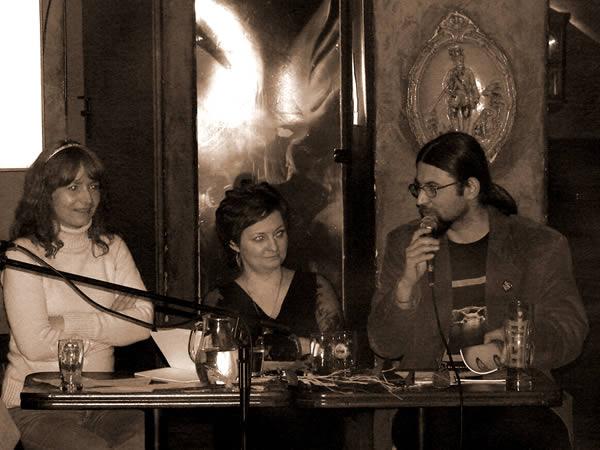 Zielona Latarnia - Poeci o krytyce, dodano: 2007-5-17