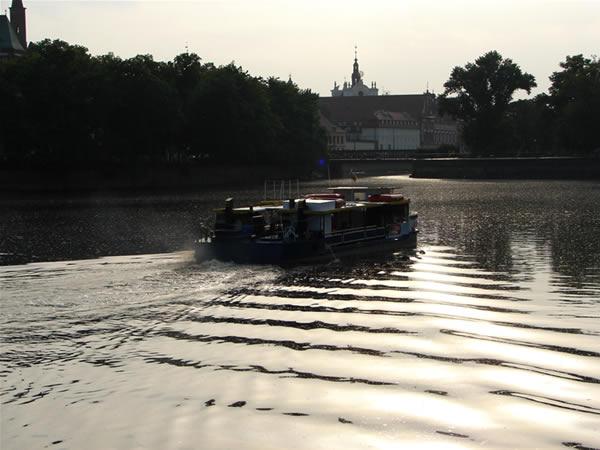 Zdjęcie - Na wodzie Kaczuszka
