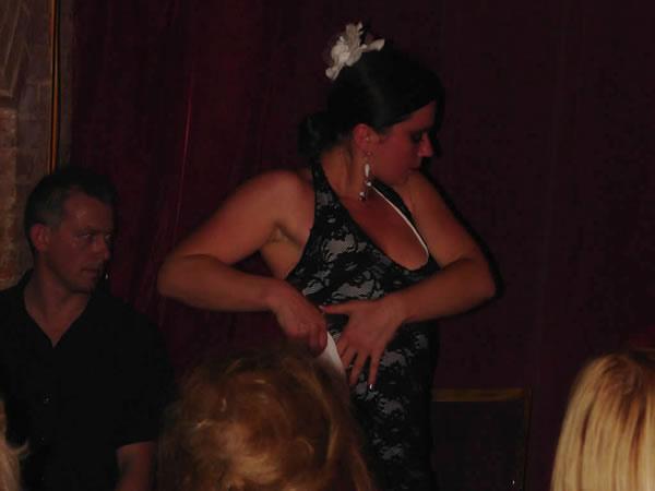 Ania w tańcu