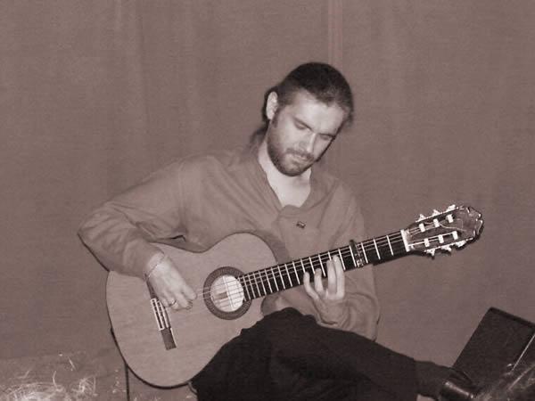 Gitara -  Michał Czachowski