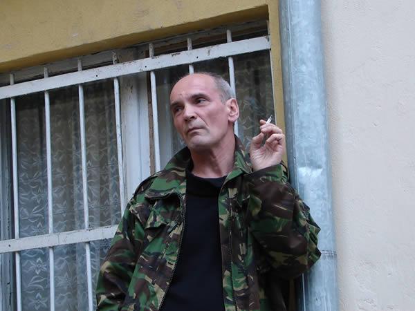 Lech Janerka i papierosek