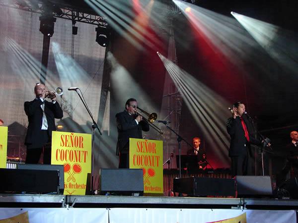 Wrocław NON stop - koncert na rynku