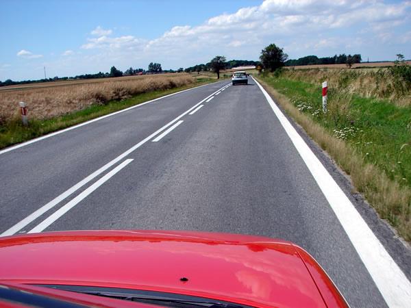 Czerwona błyskawica, dodano: 2007-7-8