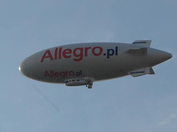 Zdjęcie - Allegro nad Wrocławiem