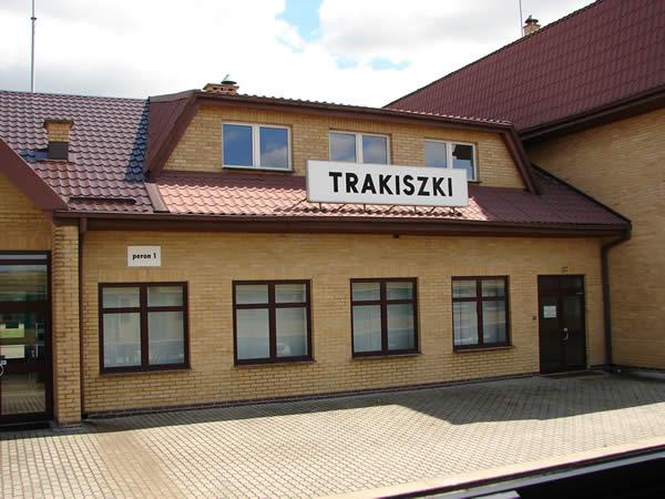 Trakiszki
