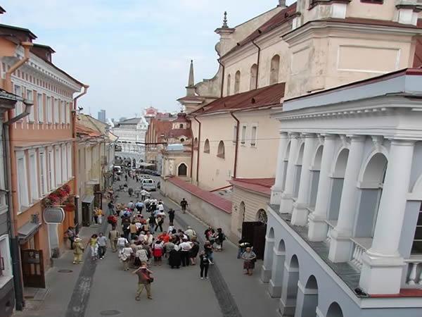 Zdjęcie - Widok z Ostrej Bramy