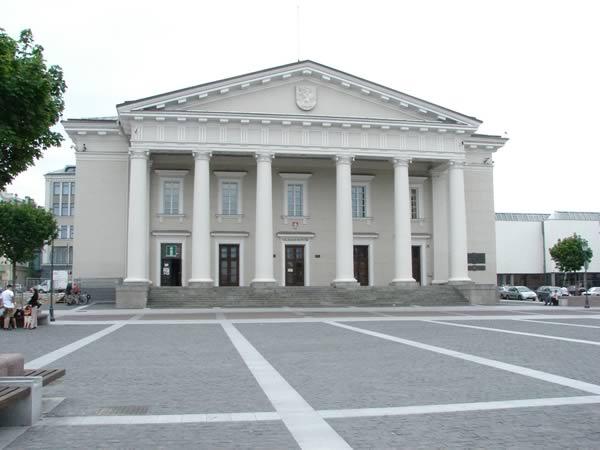 Zdjęcie - Ratusz w Wilnie