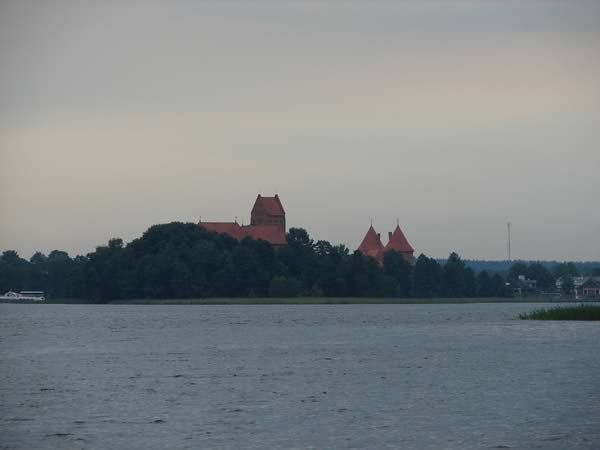 Zdjęcie - Zamek w Trokach