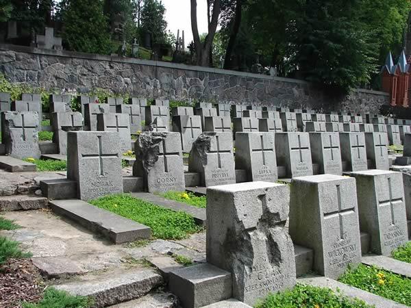 Cmentarz Misjonarzy na Rossie