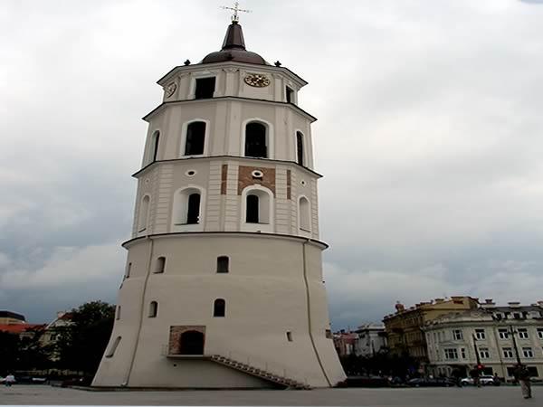 Wieża przy katedrze