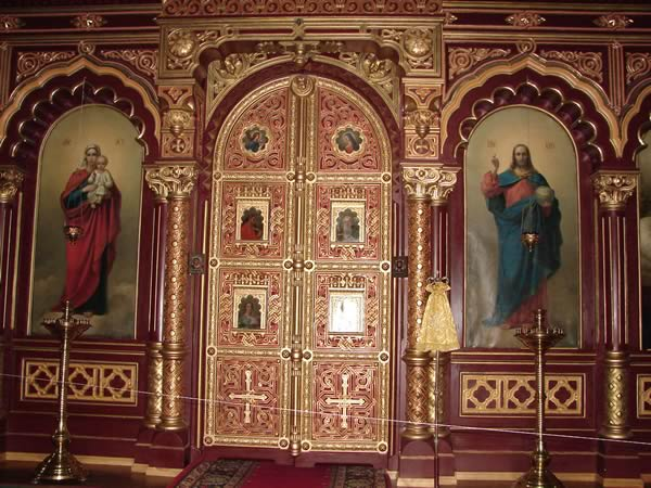 Zdjęcie - W cerkwi