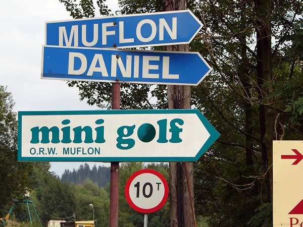 Muflon, Daniel i inne paszczaki