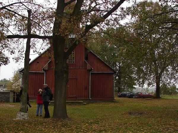 Fotografowanie kościoła