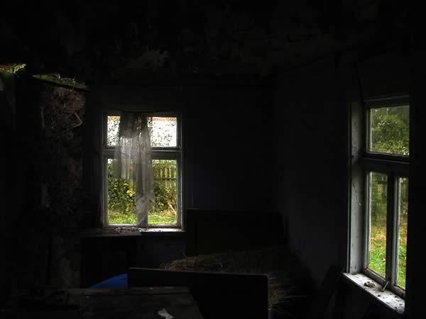 Kolejny opuszczony dom