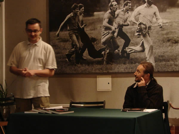 Tomasz Majeran mówi, Jacek Bierut słucha