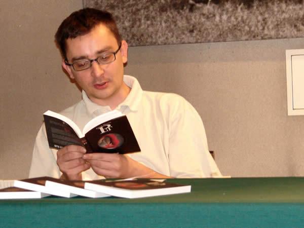 Tomasz Majeran czyta PiTa