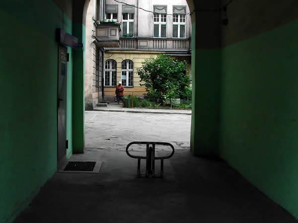 Zdjęcie - Zielona brama