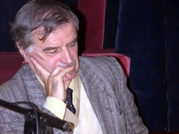 Mieczysław Orski w zadumie