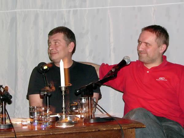 Jak Wojtek siedział z Marcinem